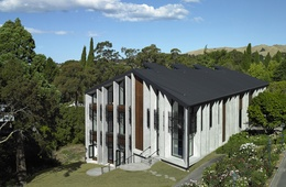 2015 Gisborne-Hawkes Bay Architecture Awards