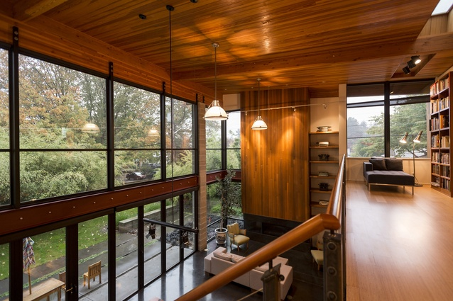 The architect learned his craft and how to design houses while working for Olson Kundig, a renowned Seattle architecture firm.