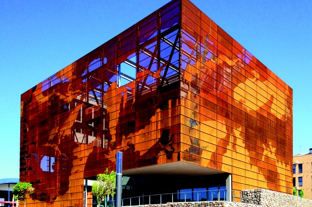 Steely resolve architecture now - Steel framing espana ...