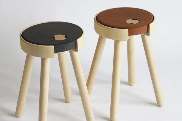 Warm stool by Bouillon | $1400 from <a 