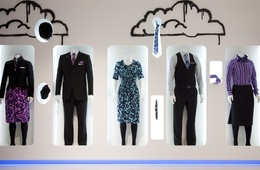 Air New Zealand's Clothes Hangar