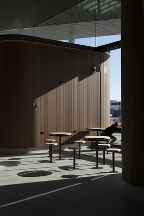 Finalist: Civic – Christchurch Bus Interchange by Architectus.