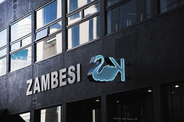 Zambesi, Britomart. The new location for the New Zealand design boutique.