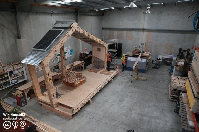 Print Your Own House Wikihouse In New Zealand