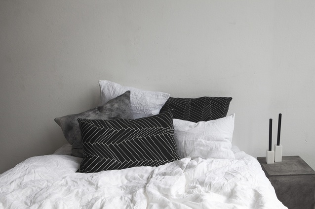 Enter the draw to win a pair of silk pillowslips by Penney + Bennett.