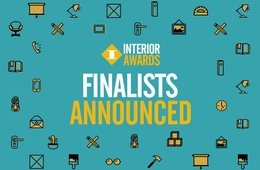 2016 Interior Awards: finalists revealed