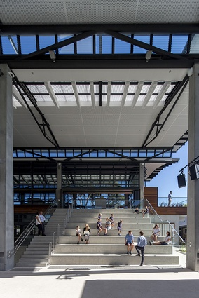 Northern Beaches Christian School (NSW) by WMK Architecture.