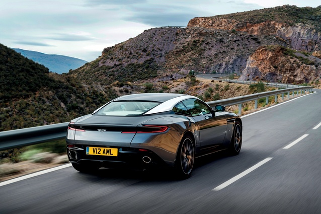 DB11 is one of the more distinctive Aston Martins this century, with fresh technology and performance to match its best GT rivals.