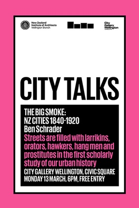 City Talks: The Big Smoke