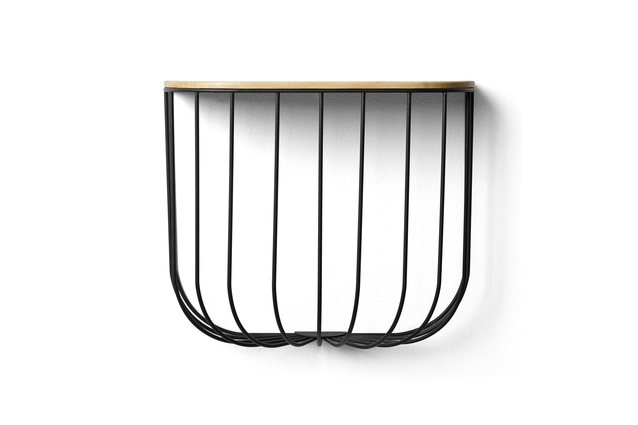Cage shelf by Form Us With Love for Menu | 