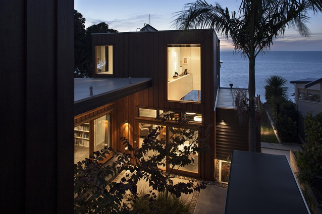 Housing Award winner: Ngarimu Bay House by Xsite Architects.