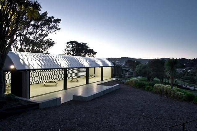 Wellington Zoo Hub & Kamalas Pavilion (Newtown) by Assembly Architects Ltd.