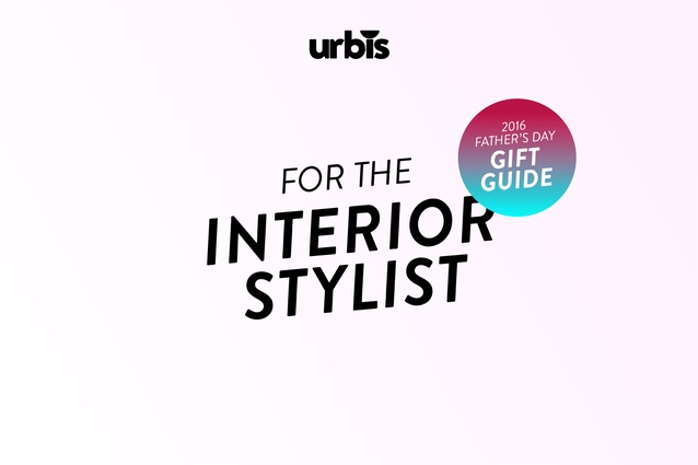 For the interior stylist.
