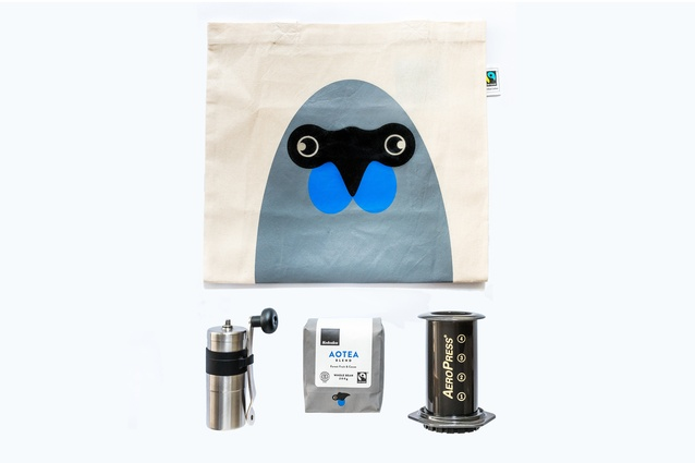 AeroPress Summer Holiday Coffee Kit | 