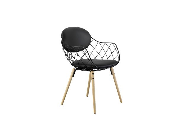 """Piña chair by Jaime Hayon for Magis I <a  href=""""http://www.matisse.co.nz/"""" target=""""_blank""""><u> $1260 from matisse.co.nz </u></a>"""