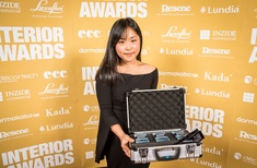 Interior Awards 2019: Q&A with Annie Tong