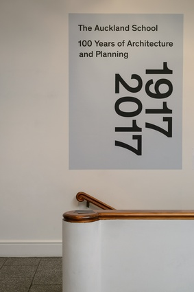The 100 years of Architecture and Planning exhibition at Gus Fisher Gallery runs until 4 November.