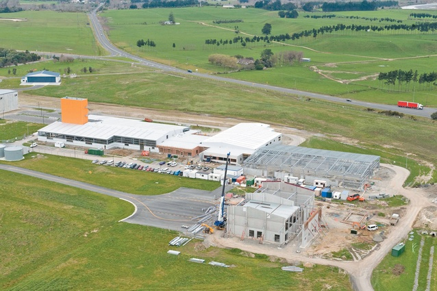 """NZDF: """"We adopted the principles for environmentally sustainable buildings as espoused by the New Zealand Green Building Council."""""""