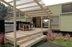 SGA & A+W•NZ prefab build workshop