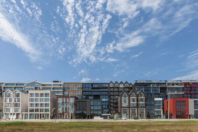 Director's Special Award and Completed Buildings, Housing winner: Superlofts Houthaven, Amsterdam, Netherlands by Marc Koehler Architects.
