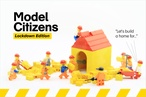 Model Citizens @ home: Send us your lockdown creations