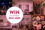 Win the ultimate date night!