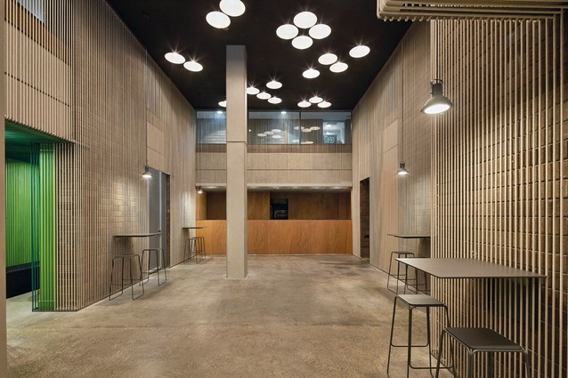The EDG Office by Archer Office.
