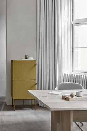 Tone cabinet by Norm Architects for Zilenzio | $2769 from <a 