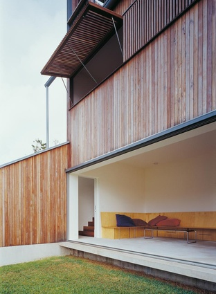 Central Coast House (NSW) by Neeson Murcutt Architects.