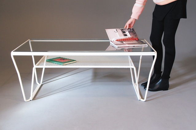 Gallons Coffee Table.
