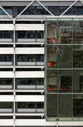 Education Award: The University of Auckland Building 303 by Architectus. New facade.