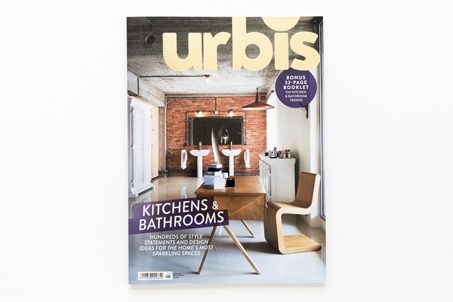 The cover of Urbis 94.
