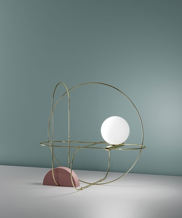 Setareh table lamp by Francesco Librizzi for FontanaArte.