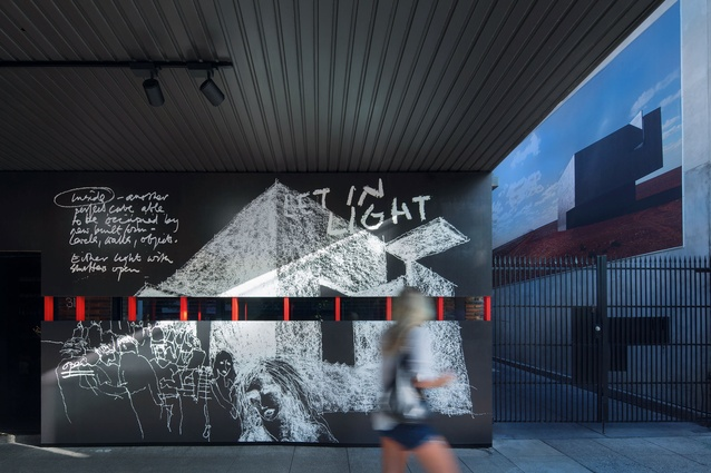 Winner of Best Temporary Design – 