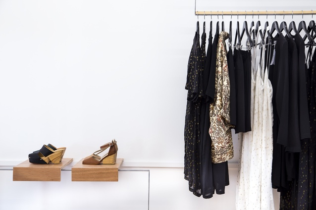 The Revie flagship store is located at 78 Ponsonby Road, Auckland.