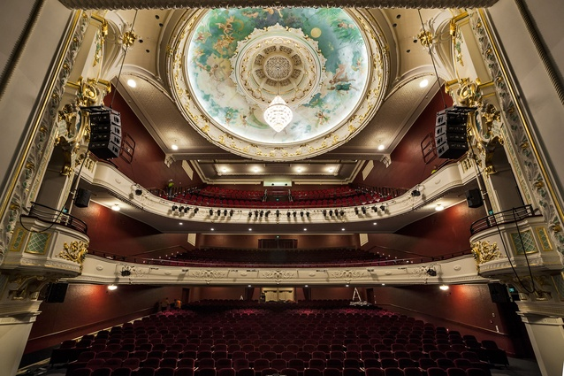 Heritage/Restoration Project Award: Isaac Theatre Royal, Christchurch.