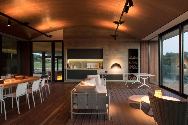 Place to Daydream by Tony Hobba Architects.