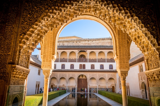 The Alhambra: Looking into the past | Architecture Now