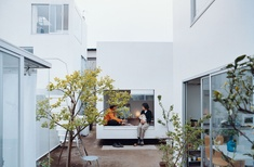 Not really of this world: Moriyama House