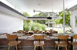 2012 Eat-Drink-Design Awards High Commendations – Best Cafe Design