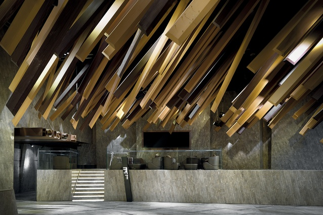 Meteor Cinema in Guangzhou, China, by One Plus Partnership.