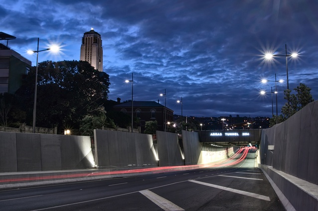 Public Architecture category finalist: Pukeahu National War Memorial Park, Wellington by Wraight Athfield Landscape and Architecture.