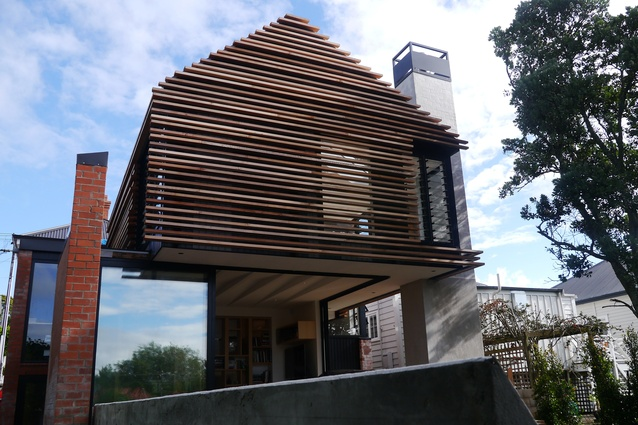 Housing: Alterations & Additions winner: Tree Villa, Ponsonby, by Matter Architects.