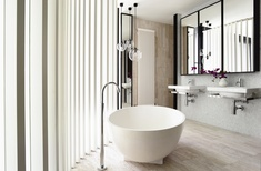 Bathroom feature: Relax and restore