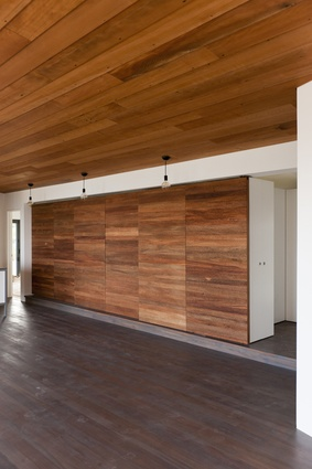 New Zealand Specialty Timber Award winner: Langs Doors by ARK.