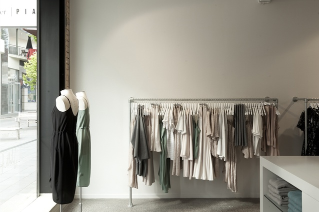 Juliette Hogan has opened a new store in the suburb of Newmarket.
