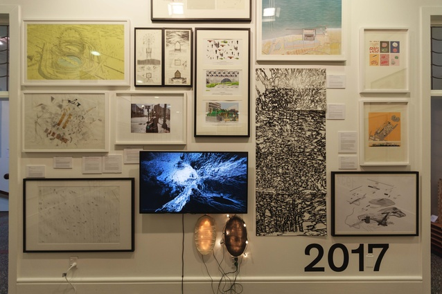 The centenary exhibition of student works from the School of Architecture and Planning of the University of Auckland visits each decade of work from 1917 to 2017.