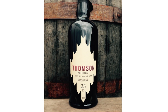 "This rather special <a href=""http://www.thomsonwhisky.com/productrange/"" target=""_blank""><u>23-year-old single malt whisky</u></a> is the most mature vintage released by Thomson Whisky to date."