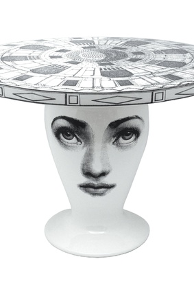 """Architectonic table by Fornasetti 