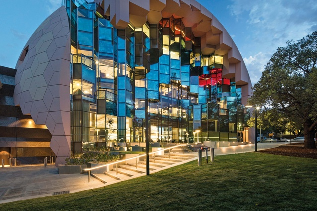 Geelong Library and Heritage Centre (VIC) by ARM Architecture.